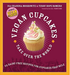 Preview of Vegan Cupcakes Takeover the World.