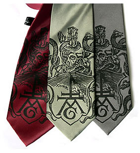 Preview of ExLibris tie @ CYBEROPTIX.
