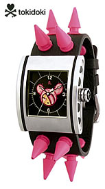 Preview of the Pink Sandy Spike watch.